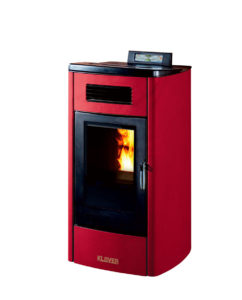 Red Klover Star Pellet stove