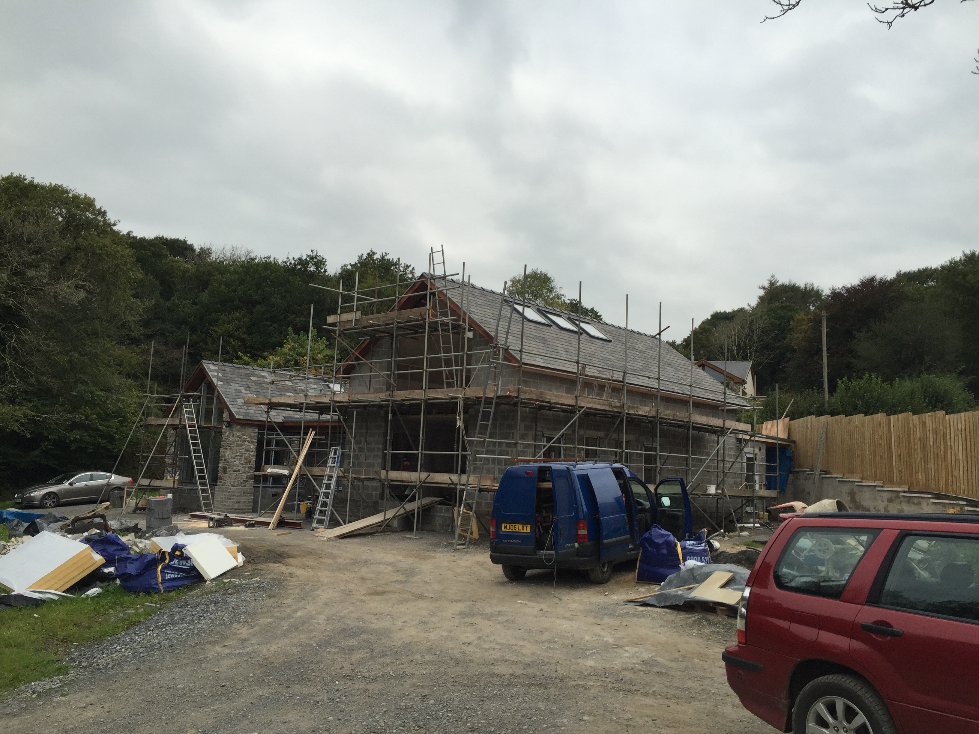 Barn Conversion in Llanelli